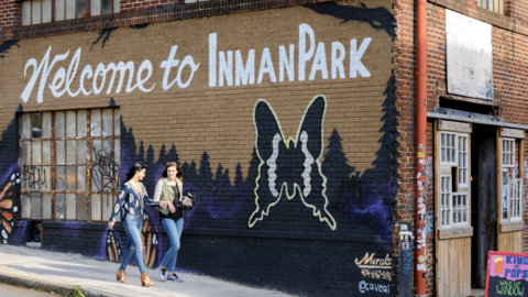 Inman Park, Atlanta's First Residential Neighborhood, Is Still On The Rise