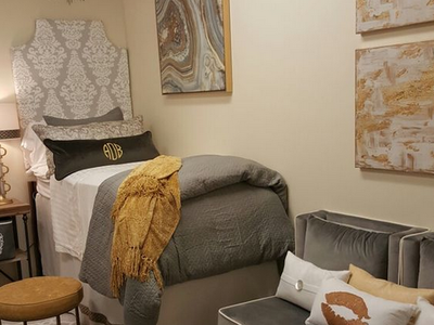Southern Miss Dorm Room