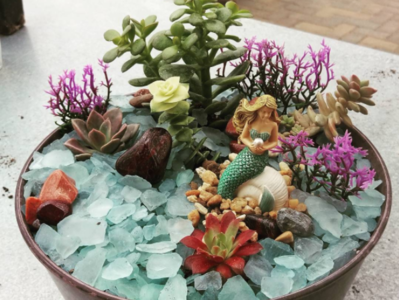 Mermaid Garden