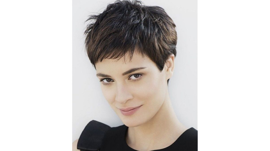 Stylish Pixie Cut