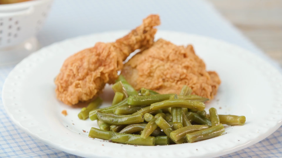 RX_1903_Classic Side Dishes_Southern-Style Green Beans