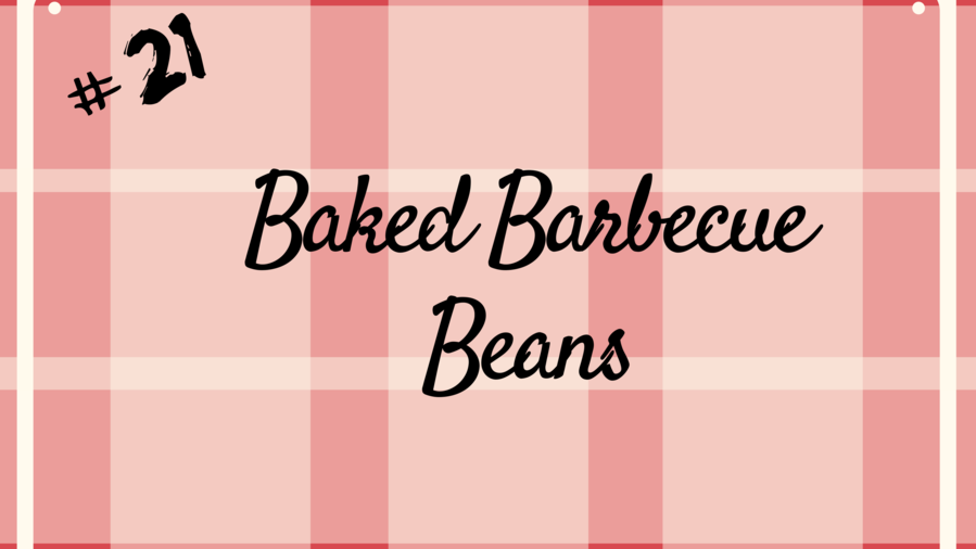 Baked Barbecue Beans