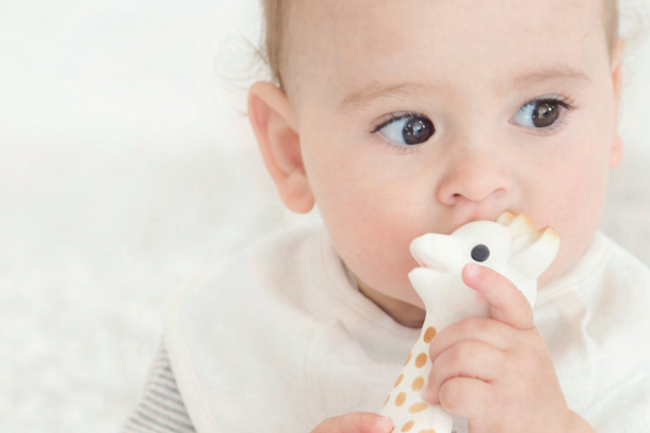 People Are Finding Mold Growing Inside This Popular Infant Toy