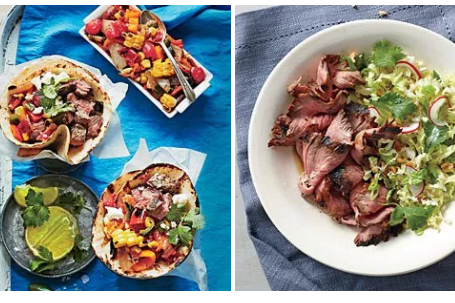 Sunday Supper: Marinated Flank Steak