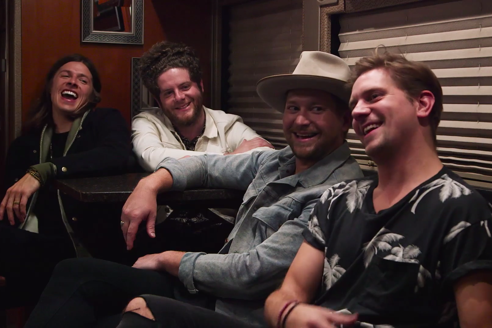 WATCH: Members Of <em>NEEDTOBREATHE</em> Reflect On The Band's Rich Southern Roots
