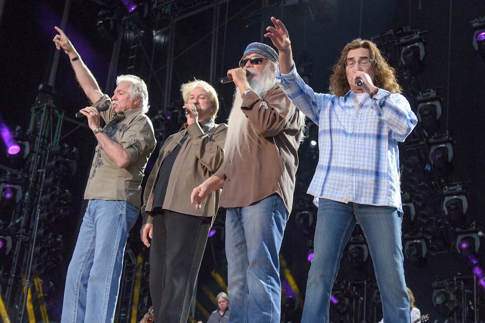 Why The Oak Ridge Boys' Music Will Never Get Old