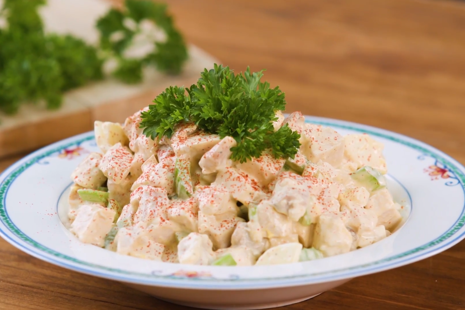 Why I Use White Meat in My Chicken Salad