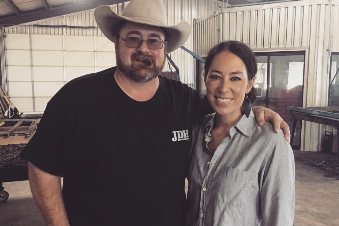 'Fixer Upper's' Jimmy Don Holmes Is Opening a Store a Few Steps from Magnolia Market