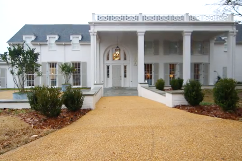 The Extravagant Renovation of This 100-Year-Old Southern Sorority House Will Blow Your Mind