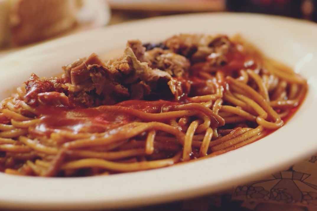 Barbecue Spaghetti: A Memphis Icon