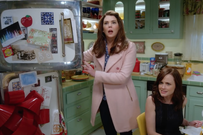 10 Things We Learned From the First Gilmore Girls Trailer