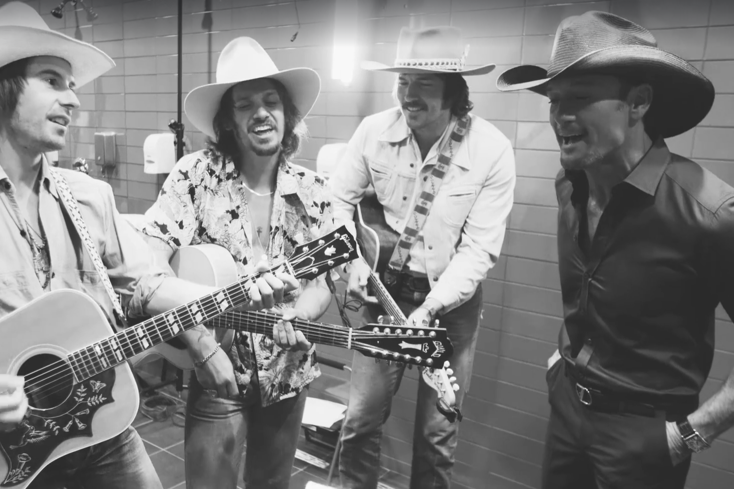 """Tim McGraw and Midland Teamed Up for a Moving Cover of Alabama's """"Dixieland Delight"""""""