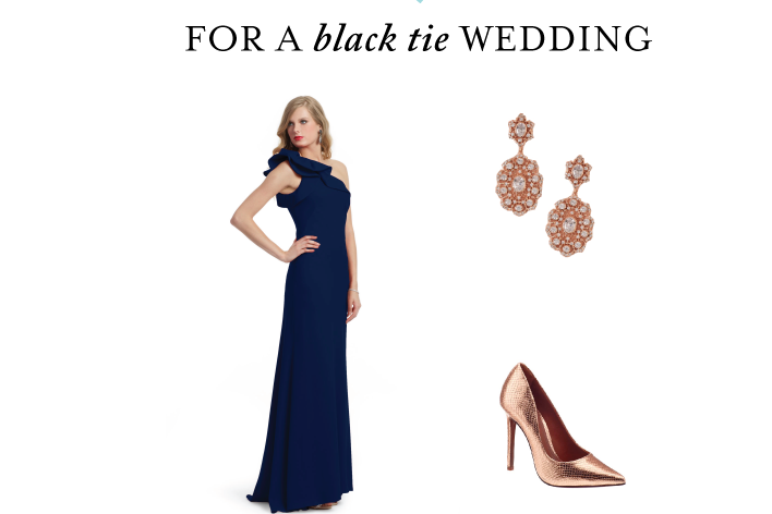 Wedding Guest Etiquette: Dress Codes