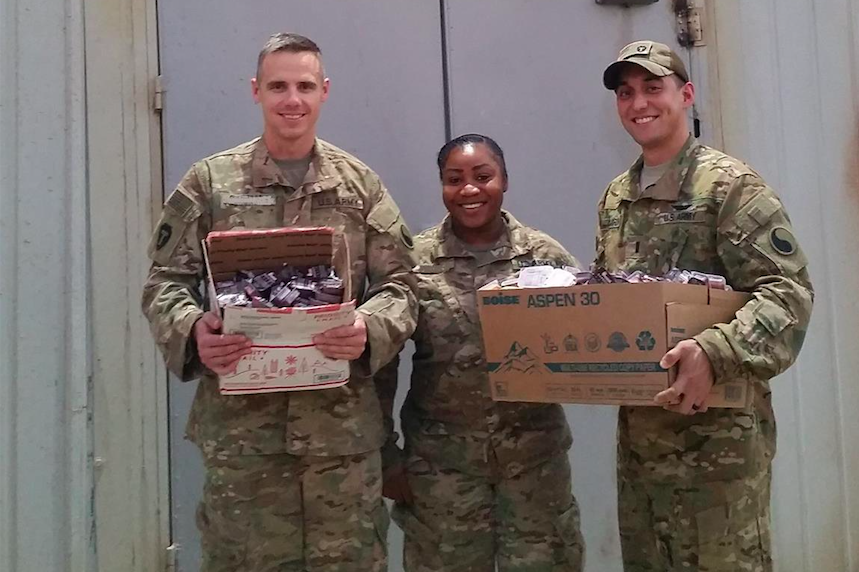 Chick-Fil-A Answers a Soldier's Plea and Delivers All the Way to Iraq