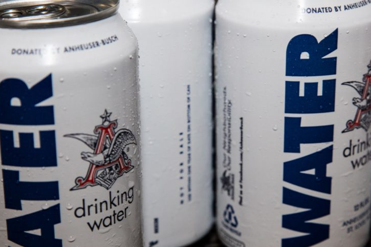 One Southern Brewery Halts Beer Production to Help Deliver Water to Harvey Victims