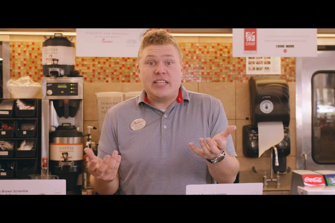 Hilarious Chick-fil-A Rap Pokes Fun at the Restaurant's Squeaky-Clean Image