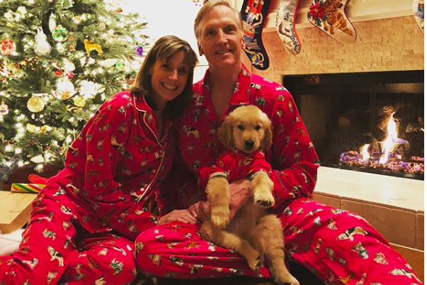Son's Hilarious Christmas Tweet About Parents Goes Viral