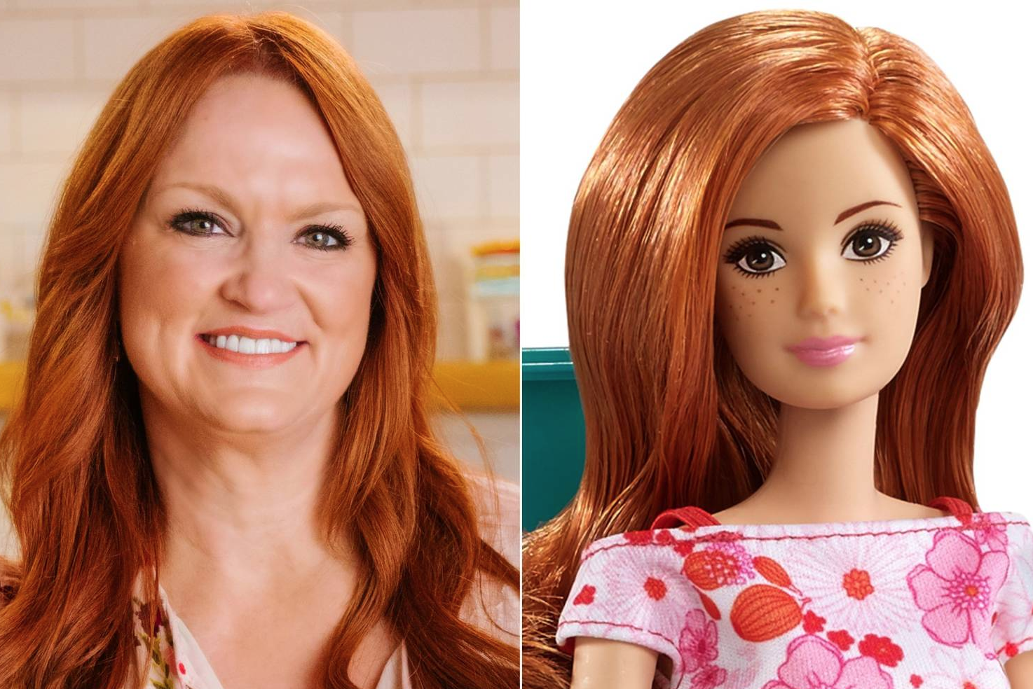 Pioneer Woman Ree Drummond Now Has Her Own Barbie Doll