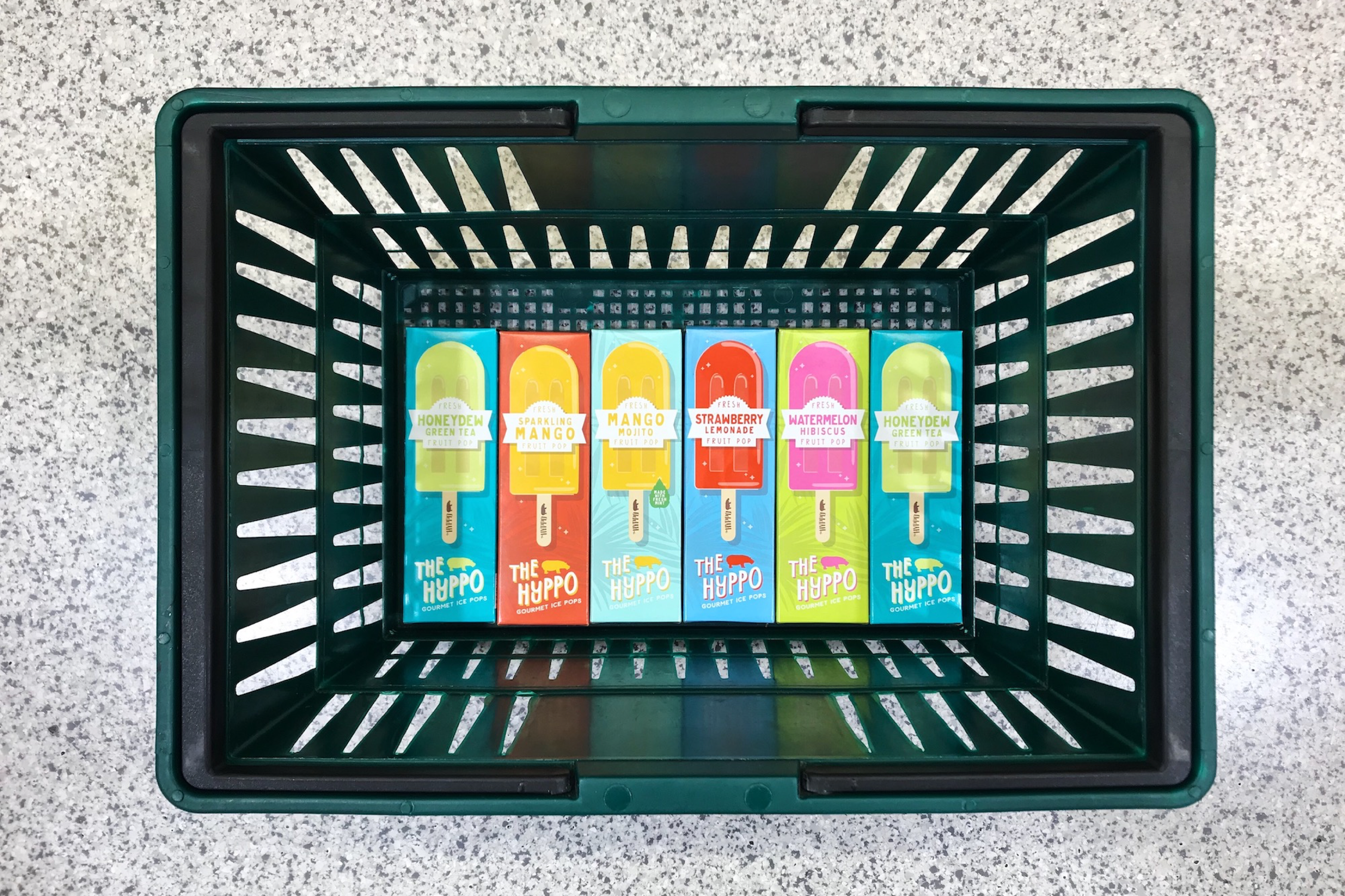 You Can Now Find These Homegrown Southern-Made Ice Pops at Publix