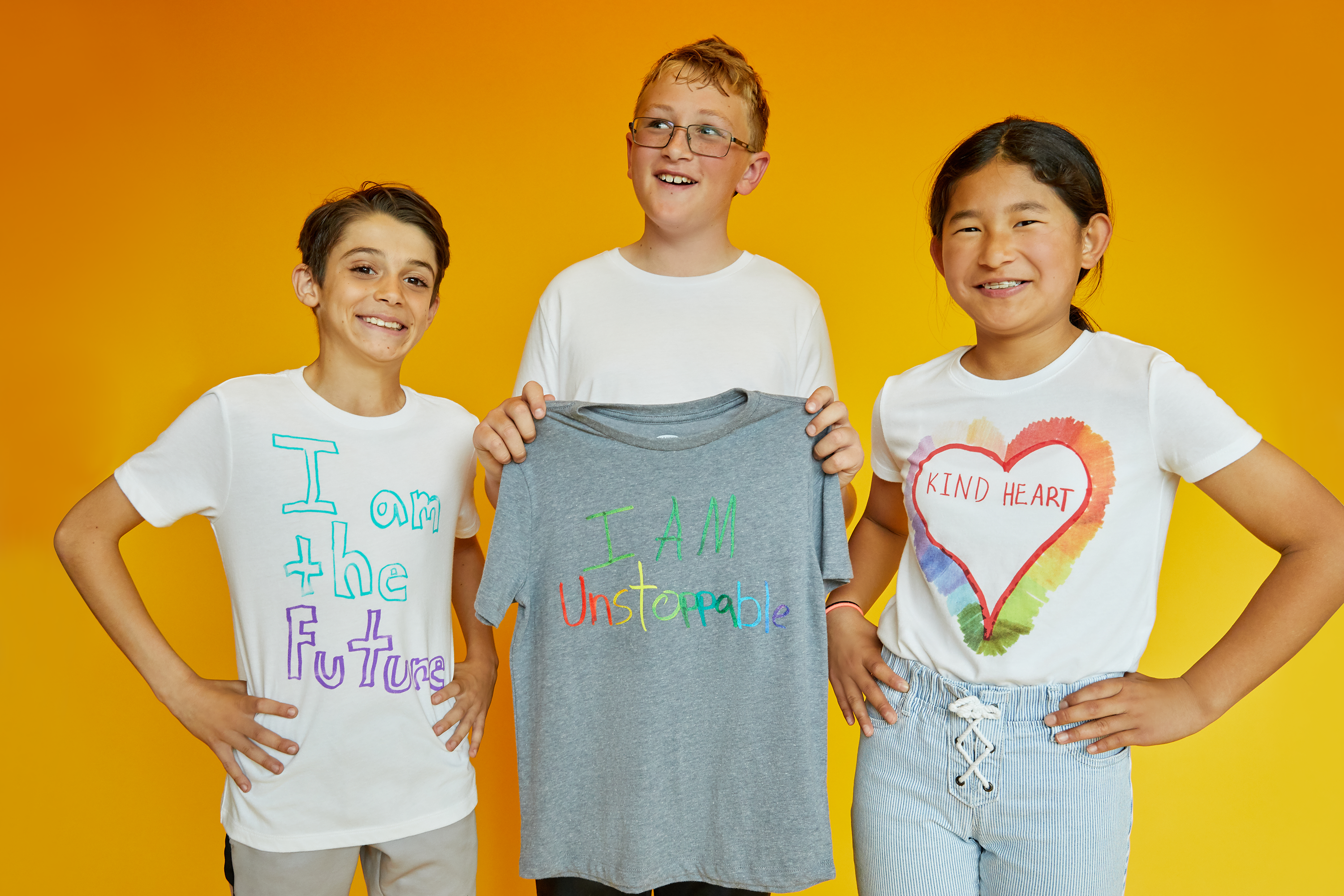 Old Navy's First-Ever Kid-Designed Collection is Here