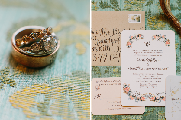Rustic Tennessee Wedding by Rachel Moore
