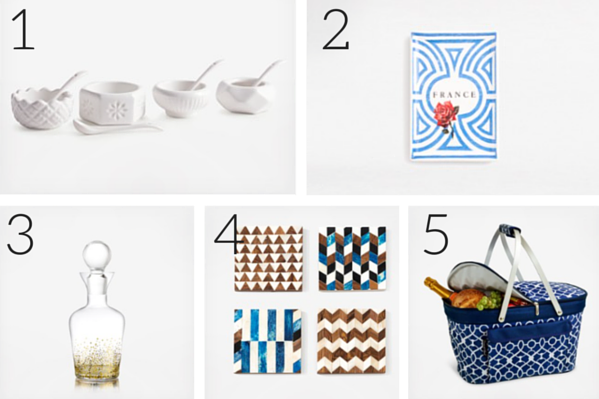 5 Gifts for Your Shower Hostess