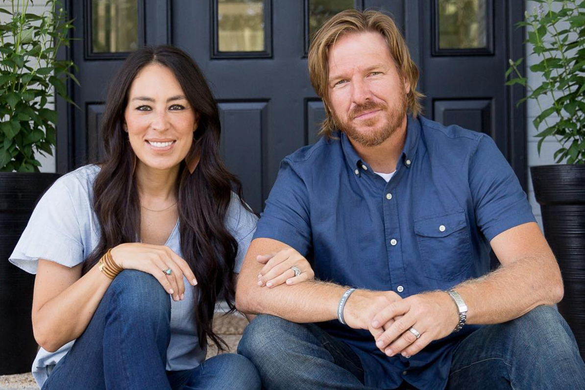 Chip Gaines Wants to 'Try to Make Some More Babies' with Wife Joanna Now That Fixer Upper Is Ending