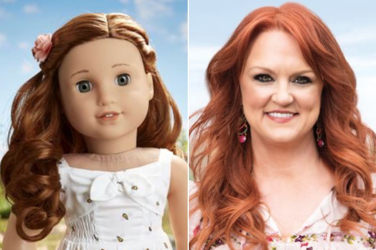 Is American Girl's 2019 Girl of the Year Actually Ree Drummond?
