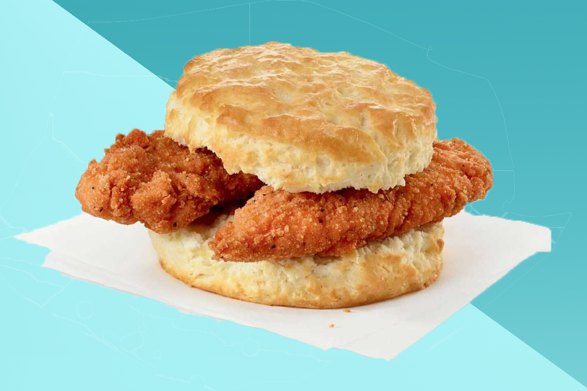 Chick-fil-A Is Testing a Spicy Chicken Biscuit