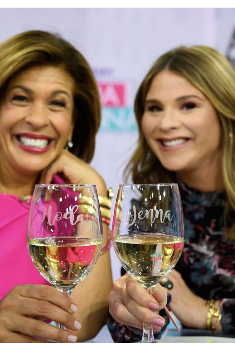 Jenna Bush Hager Starts New Job at 'TODAY' Show with Hoda Kotb