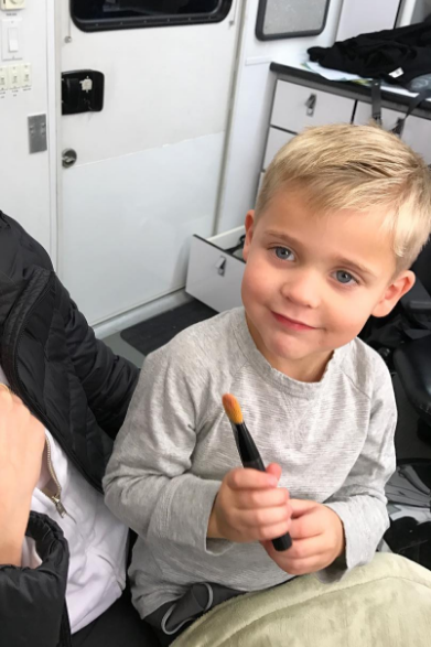"""Reese Witherspoon's Adorable Four-Year-Old Son's """"Preschool Problems"""" Are Just Too Cute"""