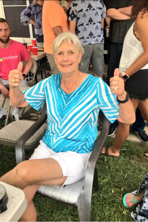 At 79, Keg Stand Grandma is the Life of the Party