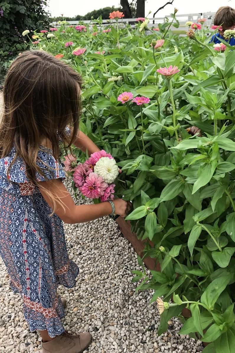 Plant Ladies! Watch Joanna Gaines Garden with Her Daughters, Ella and Emmie Kay, on Fixer Upper