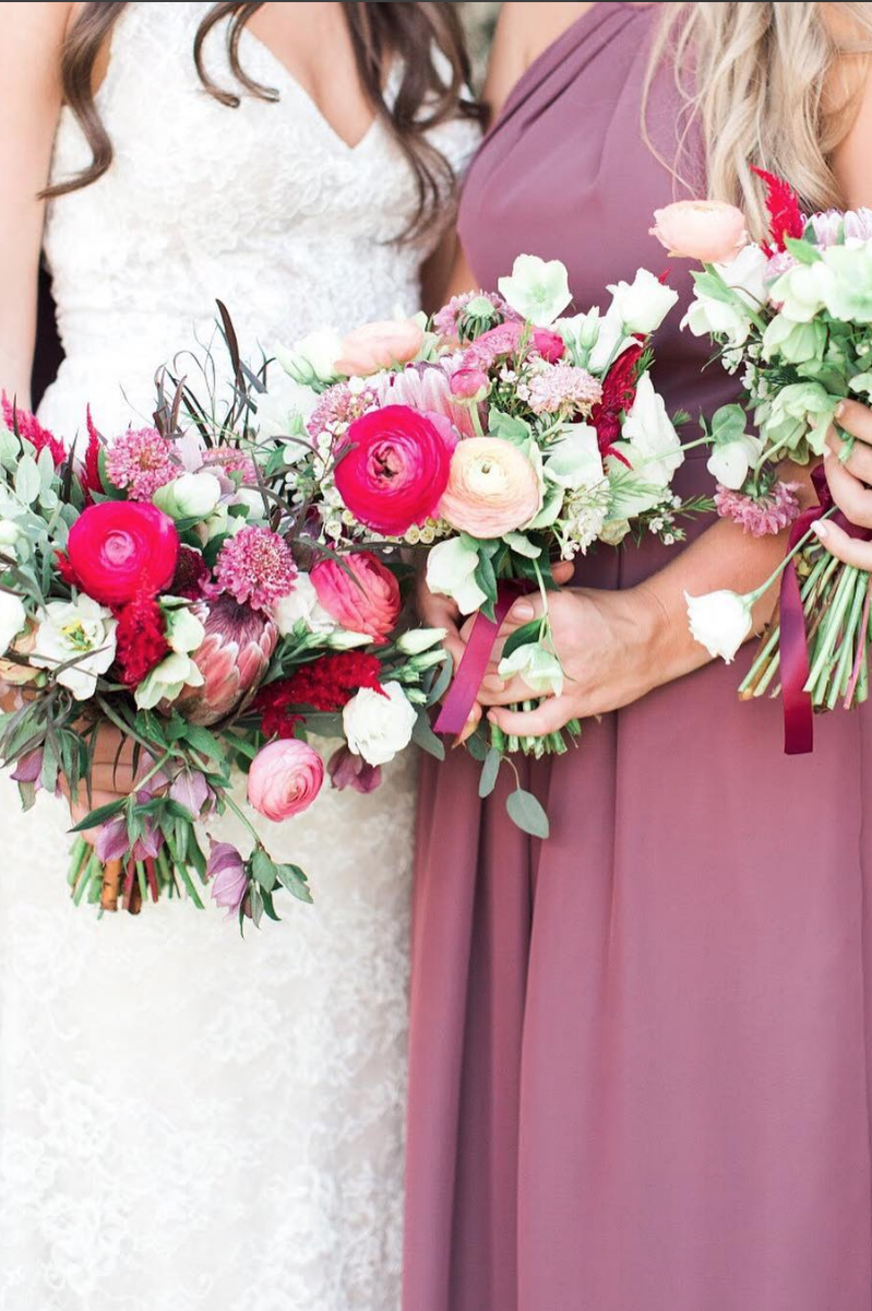 This is 2018's Biggest Trend In Bridesmaid Dresses—and We Love It