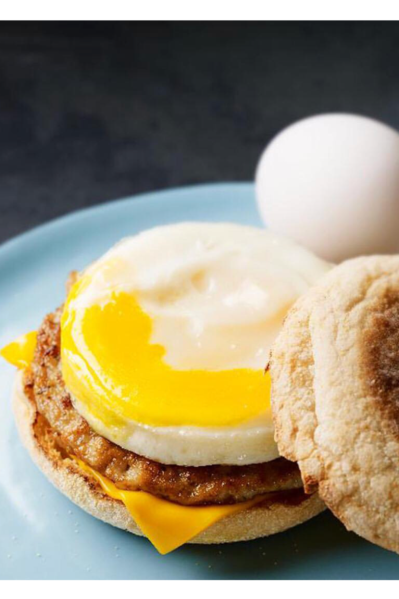 Are Egg McMuffins Made with Real Eggs?