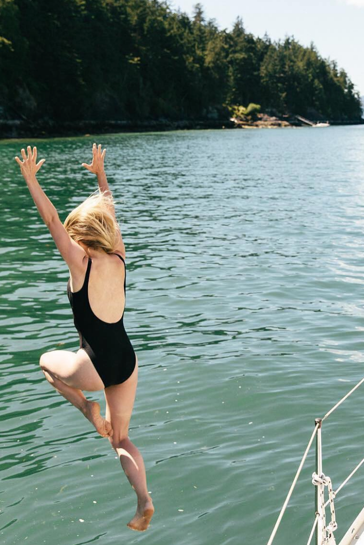 J. Crew's Most Popular Swimsuit Is Actually From the '80s