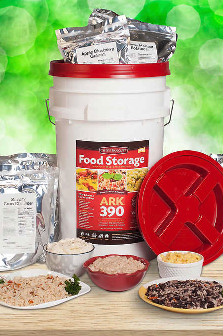 A Guide to Costco's Wild Emergency Food Kits