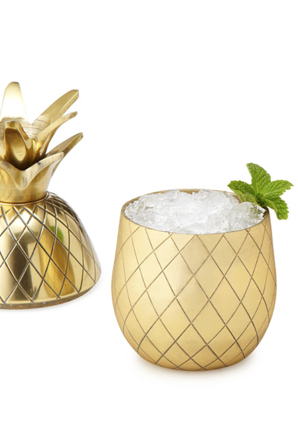 Uncommon Goods Pineapple Tumbler