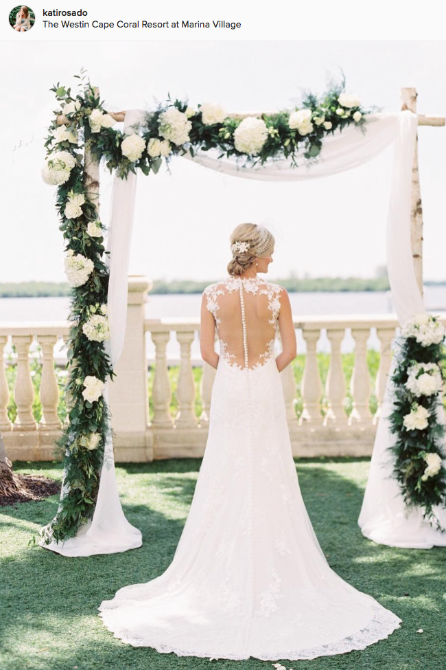 The best wedding dress shops in every southern state for Wedding dress instagram