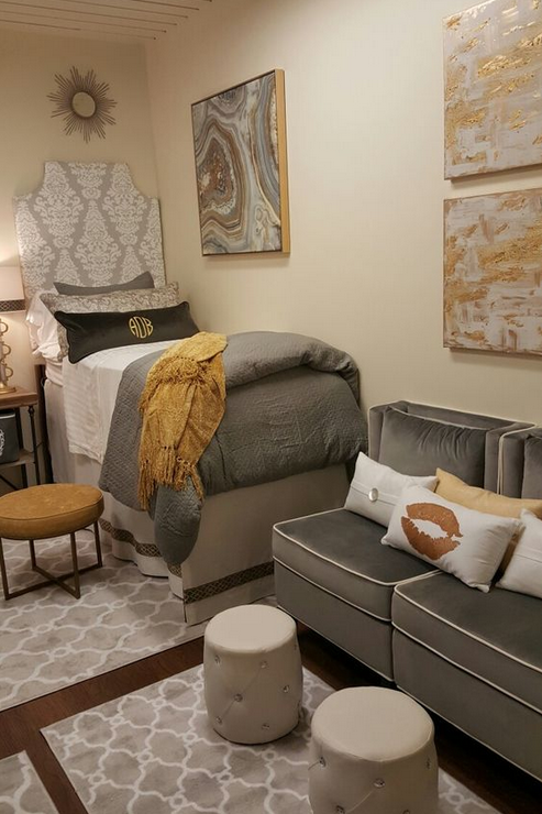 Southern Living & Our Favorite Southern Dorm Rooms on Pinterest