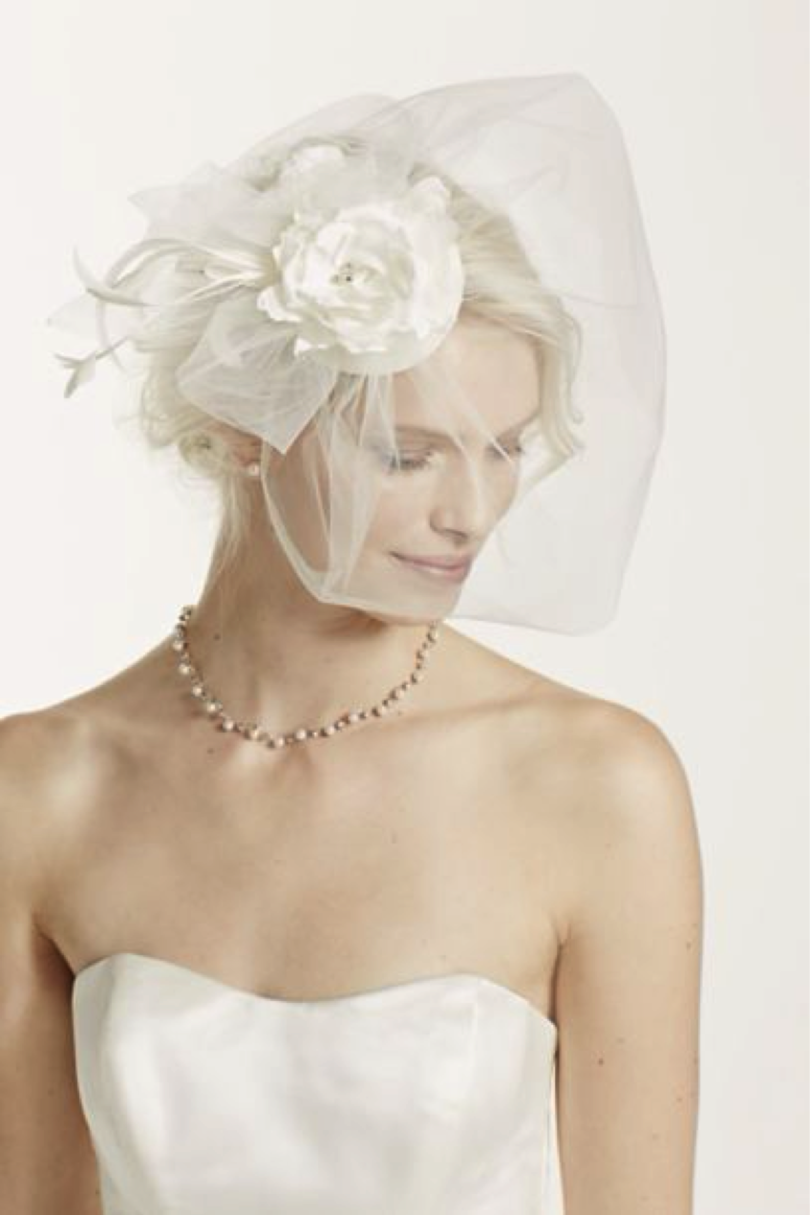 Showstopping Wedding Veils - Southern Living