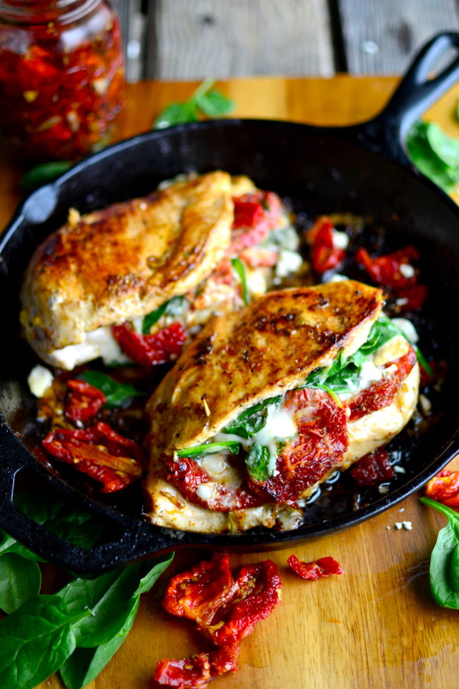 Delicious Stuffed Chicken Breast Recipes Southern Living