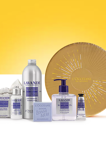 L'Occitane Fragrant Lavender Body Collection