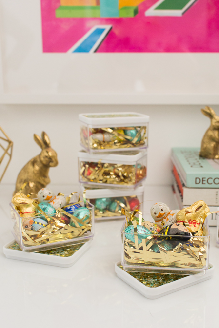Easter basket ideas for kids teenagers and adults southern living mini easter baskets negle Images