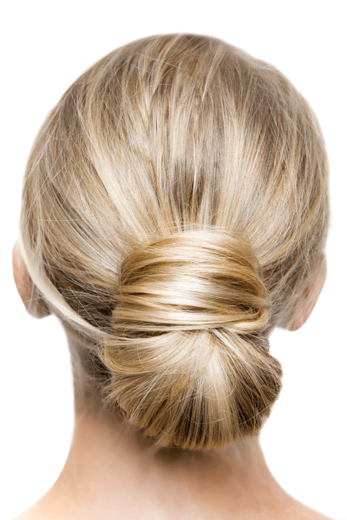 Gorgeous Low Bun Hairstyles