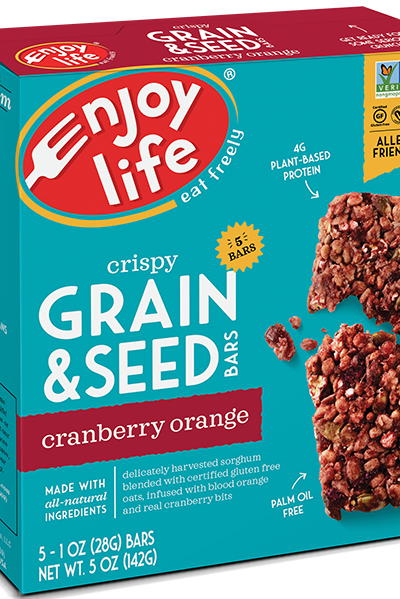 Enjoy Life's Grain & Seed Bars