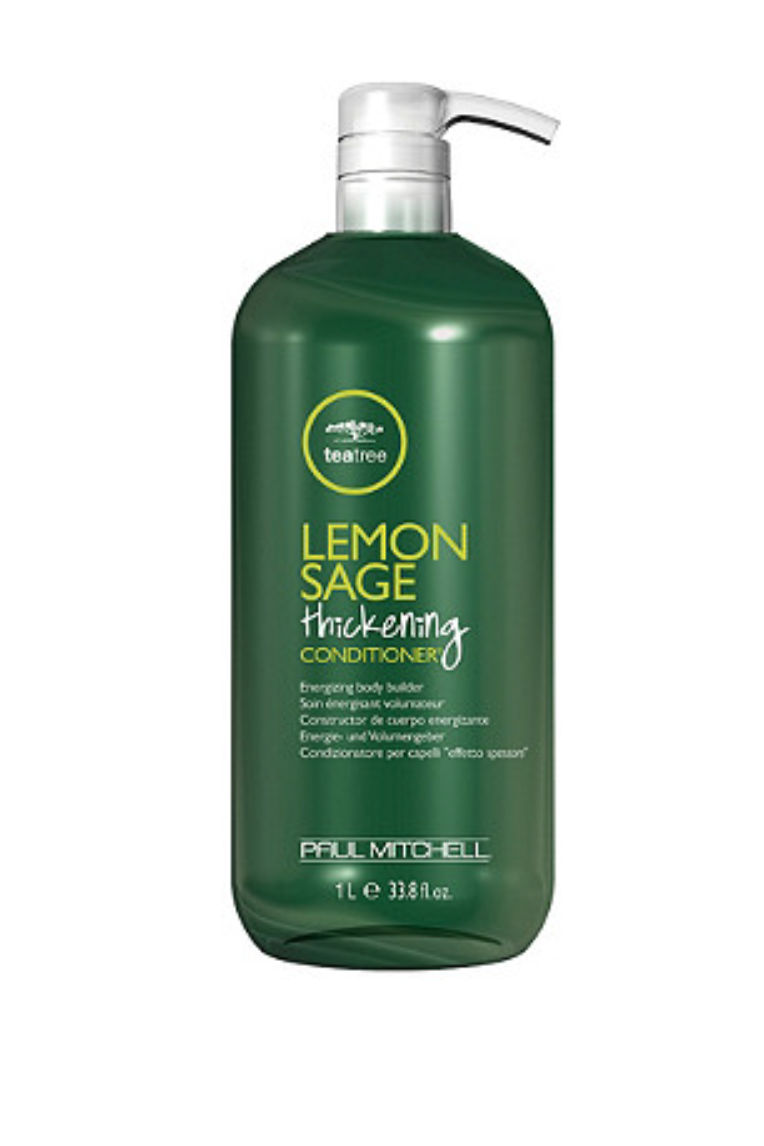 RX_1806_The Best Volumizing Conditioners: Paul Mitchell Tea Tree Lemon Sage Thickening Conditioner