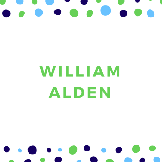 William Alden