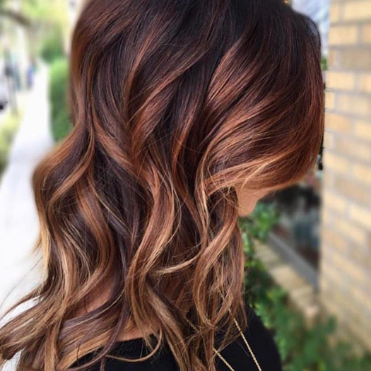 Chestnut Hair Color Ideas - Southern Living