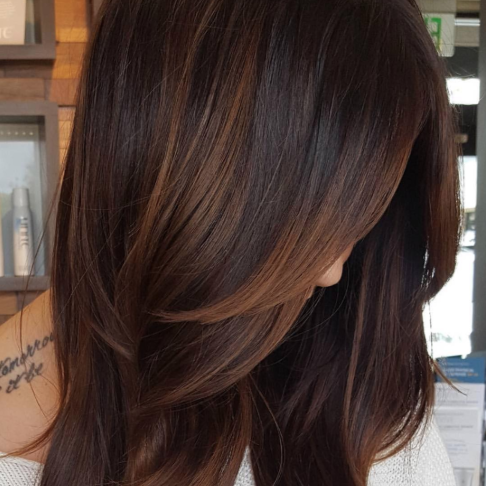 Chestnut Hair Color Ideas That Have Us Ready For Fall
